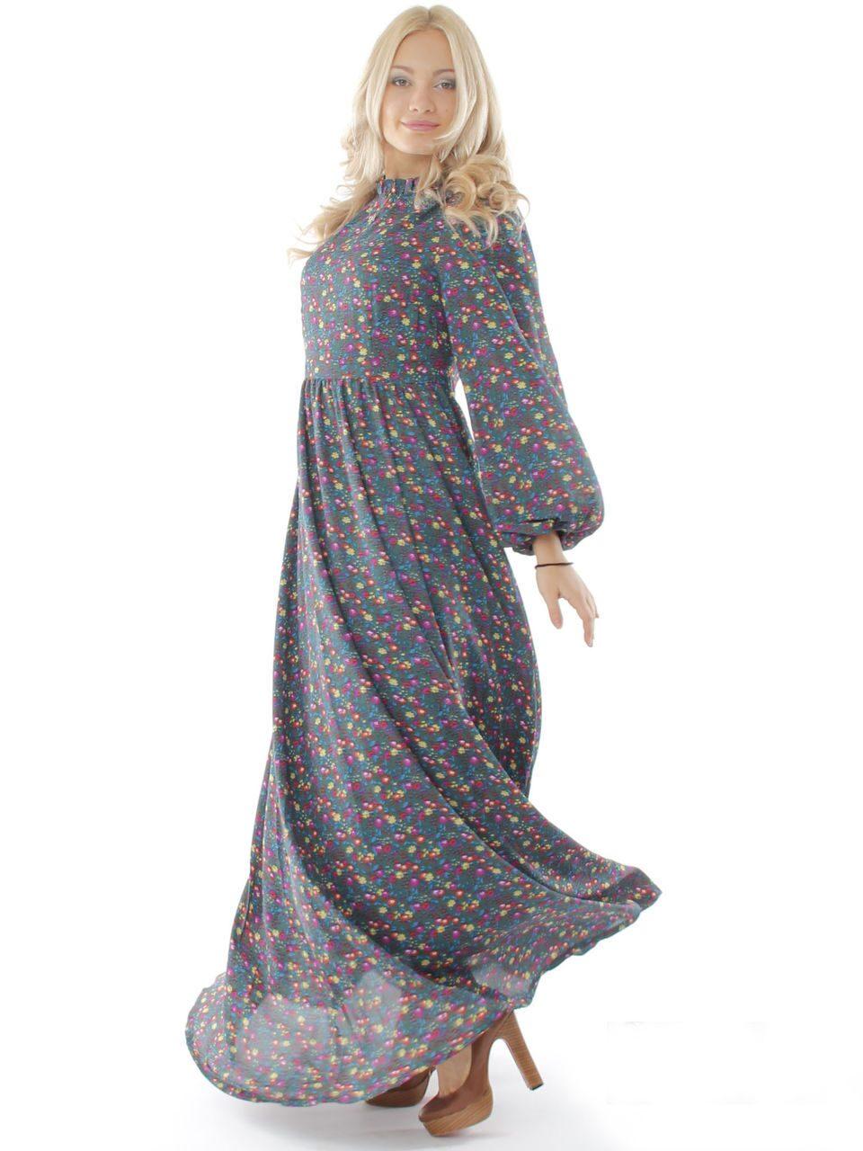Купить пышное платье
